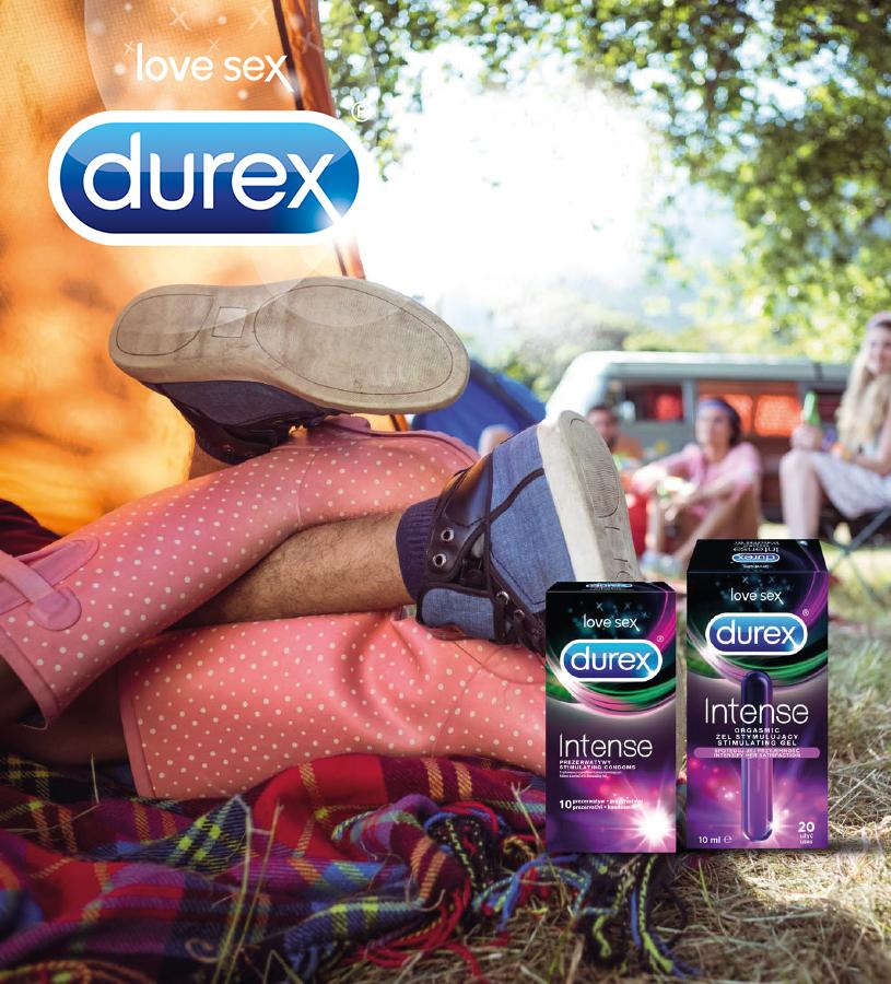 Konkursy konsumenckie Durex letni festiwal