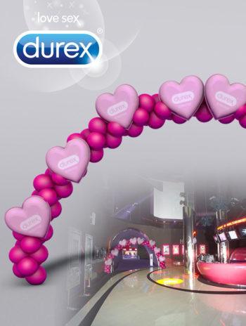 Program lojalnościowy brama balonowa